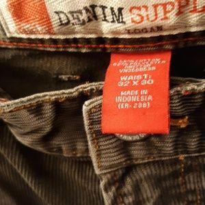 Men's Mossimo corduroy jeans